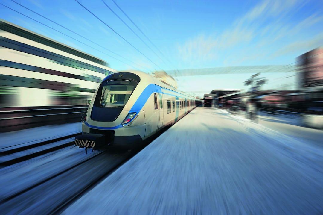 Lightweight Rail Vehicle Interior Construction