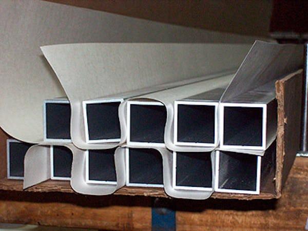 Packaging interleave