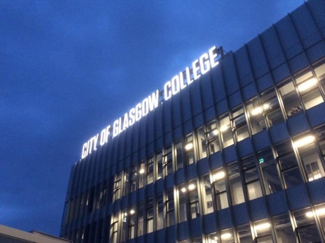 Glasgow Collage