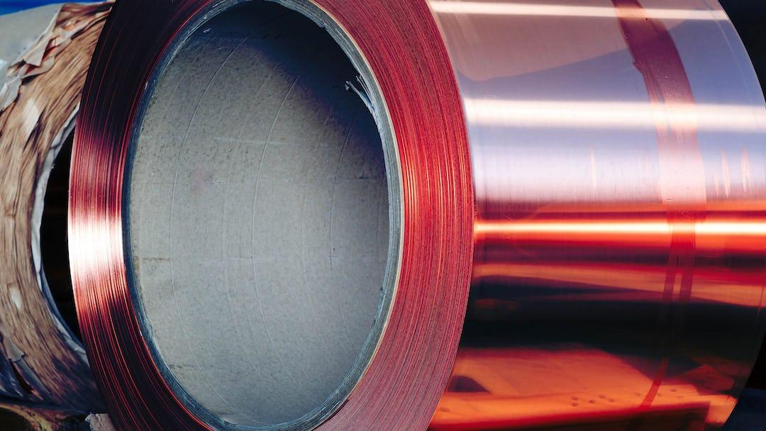Copper standards