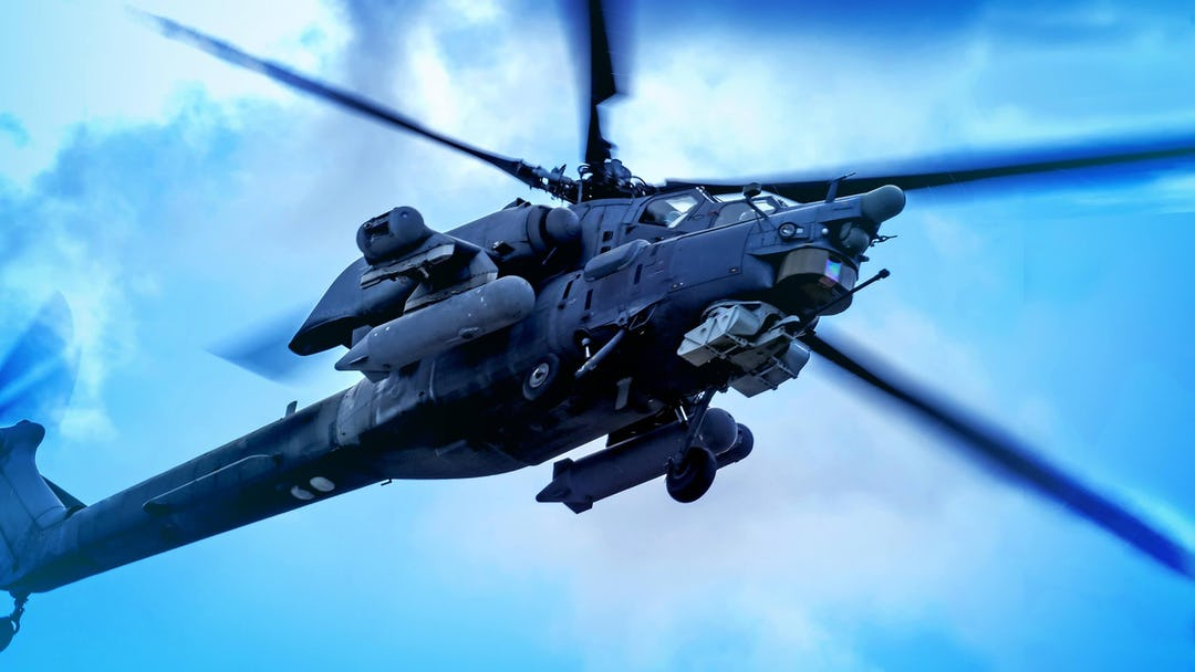 Helicopter nickel alloys