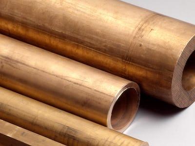 Phosphor leaded bronze