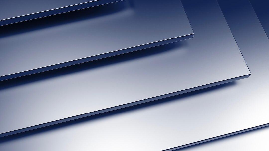 Pre anodised aluminium