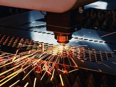 Processing fabrication