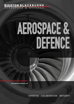 Cover image for Aerospace Defence Brochure