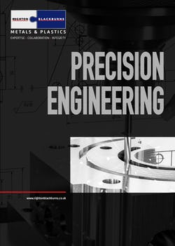 Cover image for Precision Engineering Brochure