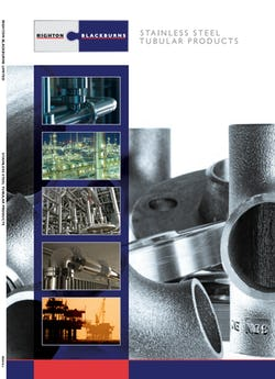 Cover image for RB Stainless Steel Tubular Products Range