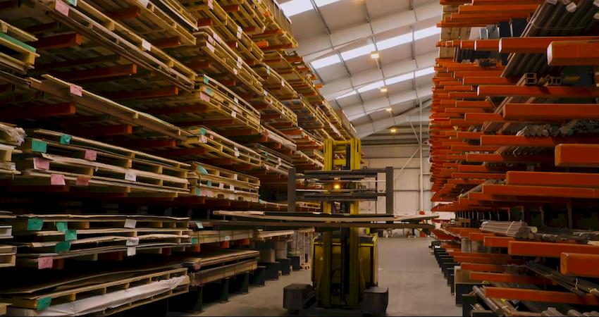 Warehouse - Righton Blackburns